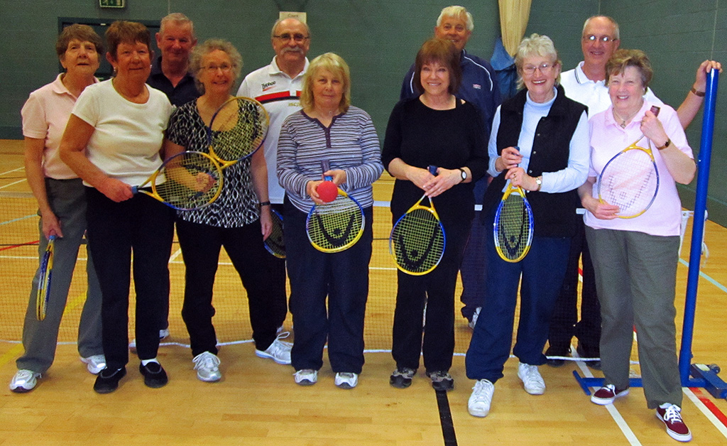 Short Tennis Group